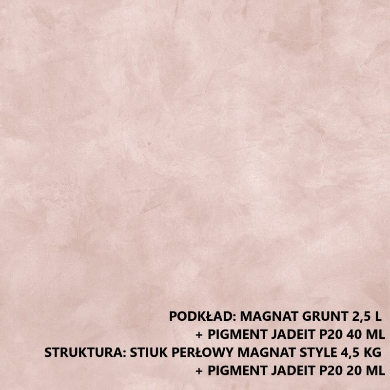 MAGNAT STYLE Stiuk Perłowy 4,5kg