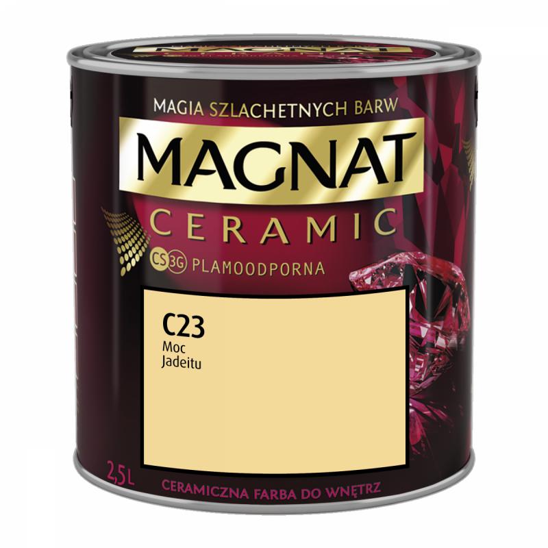 MAGNAT Ceramic 2,5L C23 Moc Jadeitu