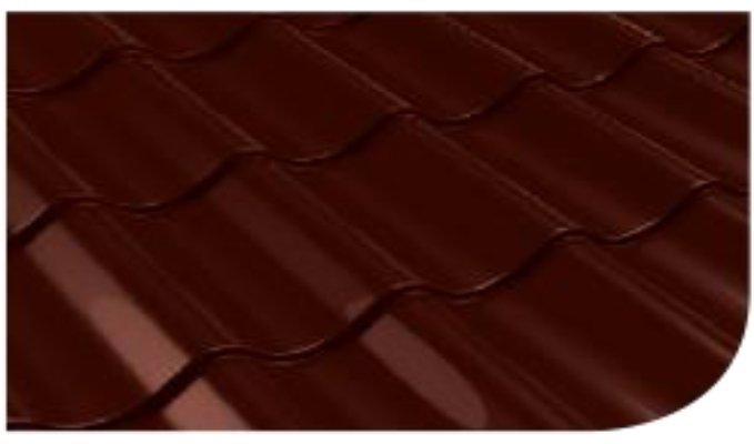 Śnieżka na dach Brąz Czekoladowy 10L ND04 farba