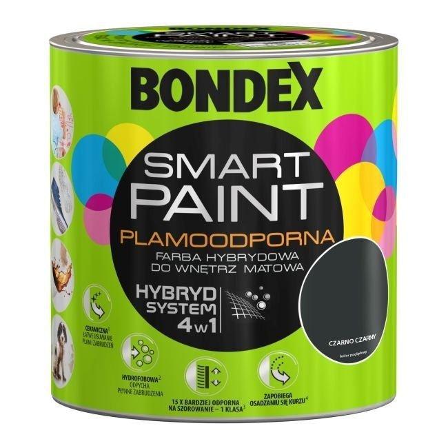 Bondex Smart Paint 2,5L CZARNO CZARNY