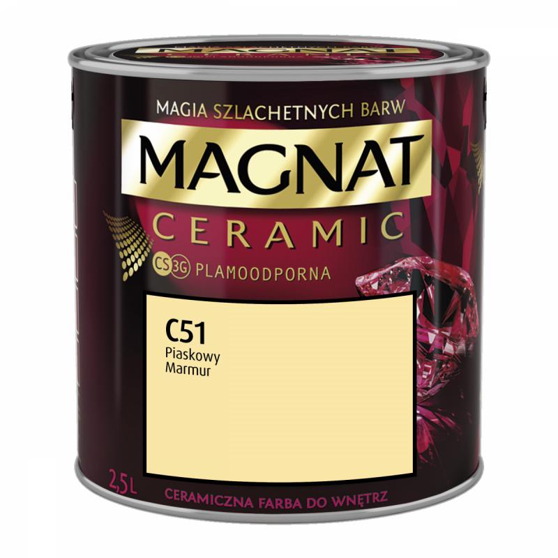 MAGNAT Ceramic 5L C51 Piaskowy Marmur