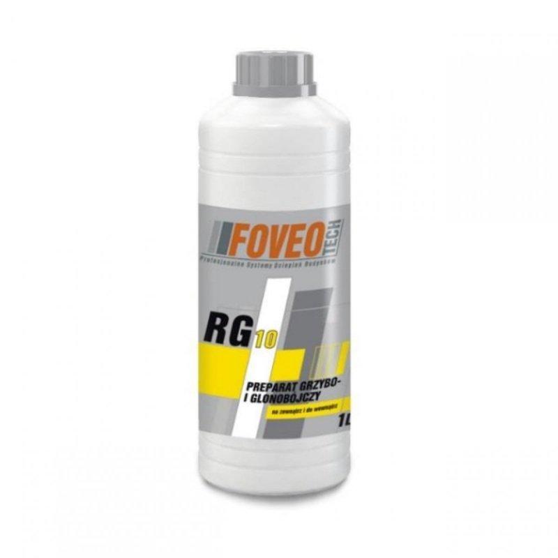 Foveo RG10 Preparat 1L Grzybobójczy Glonobójczy