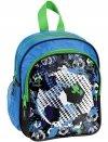Plecak Piłka Nożna Przedszkolny dla Chłopaków [18-309FT]