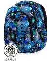 Plecak CP CoolPack Młodzieżowy Rekiny Chłopięcy [B25032]