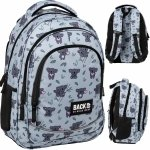 Plecak z Misiem Koala BackUP Szkolny Młodzieżowy [PLB3X15]