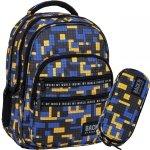 Plecak Lego Młodzieżowy Szkolny Klocki BackUP [PLB3M52]