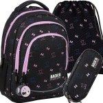 Nowy Plecak Minnie Myszka BackUP Szkolny Młodzieżowy Komplet [PLB3XMM67]