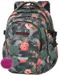 Plecak CoolPack Cp Szkolny Młodzieżowy Coral Hibiscus [85608CP]