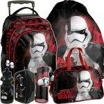 Plecak na Kołach Szkolny Komplet Star Wars [STP-300]