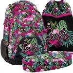 Plecak Młodzieżowy Szkolny Dziewczęcy Barbie Zestaw [BAB-2708]