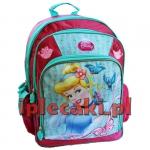Plecak Szkolny Księżniczka Księżniczki Princess