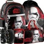 Plecak dla Chłopaka Gwiezdne Wojny Komplet dla Ucznia [STP-116]