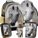 Plecak Koń dla Dziewczynki Szkolny Zestaw [PP19H-116]