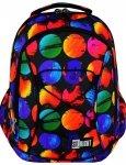 Plecak Młodzieżowy Szkolny St.Right Colourful Dots [BP32]