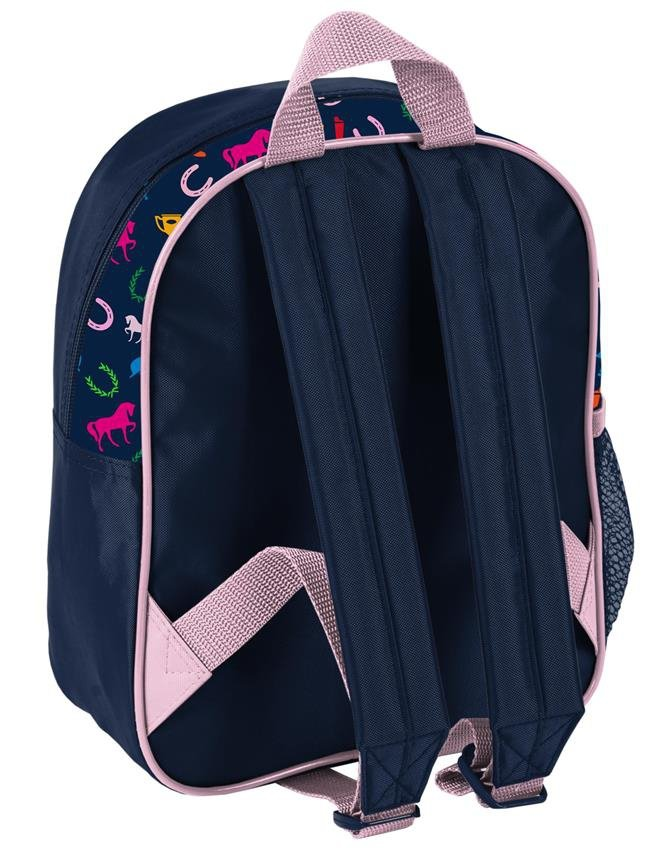 3f9aec6a51483 Plecak dla Przedszkolaka Plecaczek w Konie dla Dziewczynki [PPKM18-303]