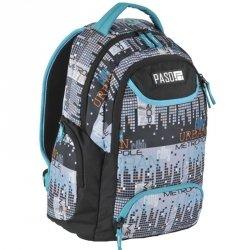 Plecak Młodzieżowy Szkolny Piksele Unique