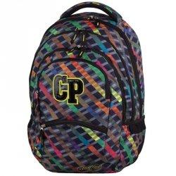 Plecak CP CoolPack Szkolny Sportowy Młodzieżowy Rainbow Stripes [77675CP]