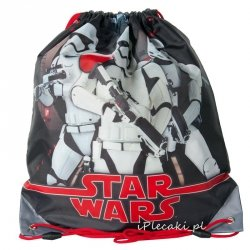 Worek na Obuwie Buty Wf Gimnastyczny Star Wars STL-712