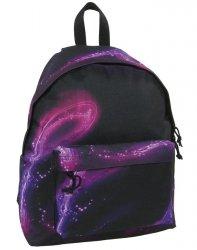 Nowoczesny Plecak Vintage dla Dziewczyn Szkolny Młodzieżowy [16J 07]