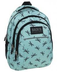 Plecak BackUP Szkolny Młodzieżowy Ważki [PLB1H23]