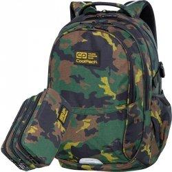 CP CoolPack Plecak dla Ucznia Szkolny Moro Kamuflarz Młodzieżowy [C02179]