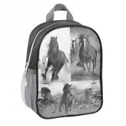 Plecak Przedszkolny z Koniem dla Dziewczynki