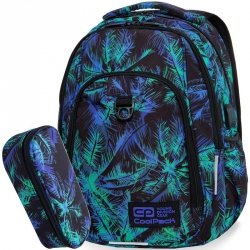 Plecak Cp CoolPack dla Uczennicy PALMS TANGLE [B18030]