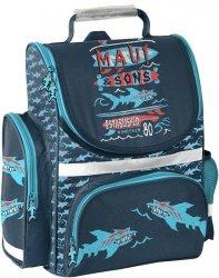 Tornister dla Chłopaka Szkolny Maui&Sons Rekiny [MAUL-525]