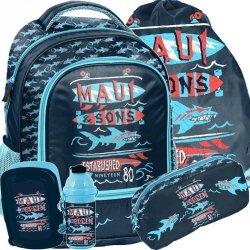 Plecak Chłopięcy Szkolny Maui Sons dla Uczniów [MAUL-260]