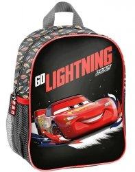 Plecak Cars Zygzak dla Chłopaka na Wycieczki do Przedszkola [DSB-503]