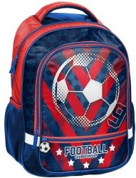 Plecak Szkolny Piłka Nożna Football dla Chłopaka [18-260FL]