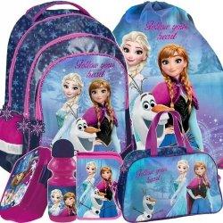 Plecak Szkolny Kraina Lodu dla Dziewczyny [DOZ-181]