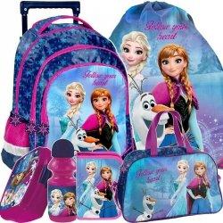 Kraina Lodu Plecak z Kółkami dla Dzieci Frozen [DOZ-1221]