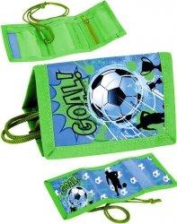 Portfelik dla Chłopaka Piłka Nożna Portfelik Dziecięcy [PP19PI-002]
