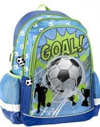 Plecak Szkolny Piłka Nożna Piłkarski dla Chłopca [PP19PI-081]