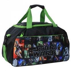 Torba Sportowa Star Wars Podróżna na Basen Siłownię STF-018