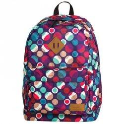Plecak CoolPack CP Szkolny Młodzieżowy Mosaic Dots [72540CP]