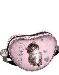 Torebka Torebeczka dla Dziewczynki z Kotkiem Kot [RLD-301]