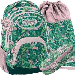Plecak dla Dziewczyny Młodzieżowy Myszka Minnie [DISC-2708/16]
