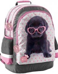 Plecak Labrador dla Dziewczynki Szkolny [PTB-116]