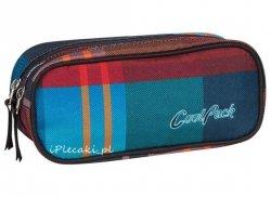 Piórnik Szkolny CoolPack Cp Młodzieżowy Maroon 59374 CP