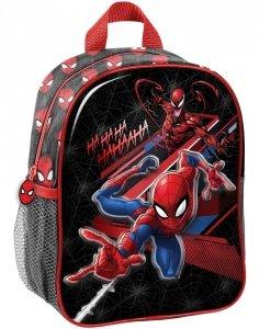 Plecak 3D Spiderman dla Chłopaków do Przedszkola Wycieczkowy [SPV-503]