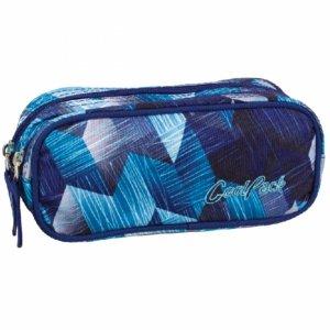 Piórnik CP Szkolny CoolPack Frozen Blue Młodzieżowy [77255CP]