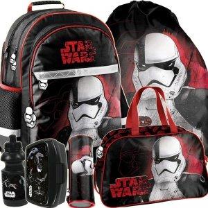 Plecak Star Wars Komplet Szkolny dla Chłopaków [STP-116]