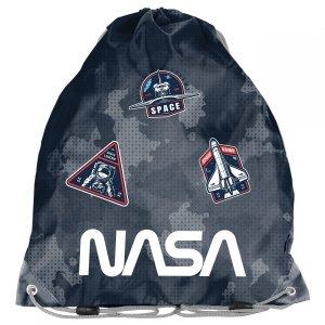 Kosmos Worek na Strój Sportowy Obuwie Kapcie NASA [PP21NA-712]