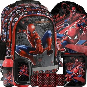 Plecak dla Chłopaka Spider-Man Szkolny Spider Man [PL15BSM13]