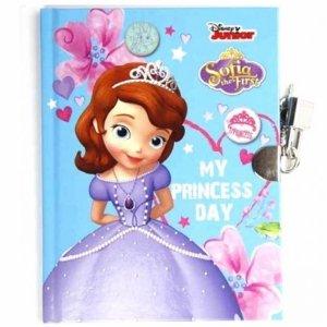 Pamiętnik Księżniczka Zosia dla Dziewczynki [604834]