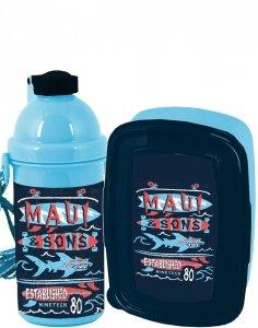 Śniadaniówka Bidon dla Chłopaka Maui & Sons [MAUL-3022]
