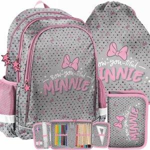 Plecak dla Dziewczyny Myszka Minnie do Szkoły Paso [DNF-081]