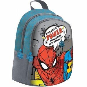 Plecak Spider Man Plecaczek dla Przedszkolaka Marvel [609437]